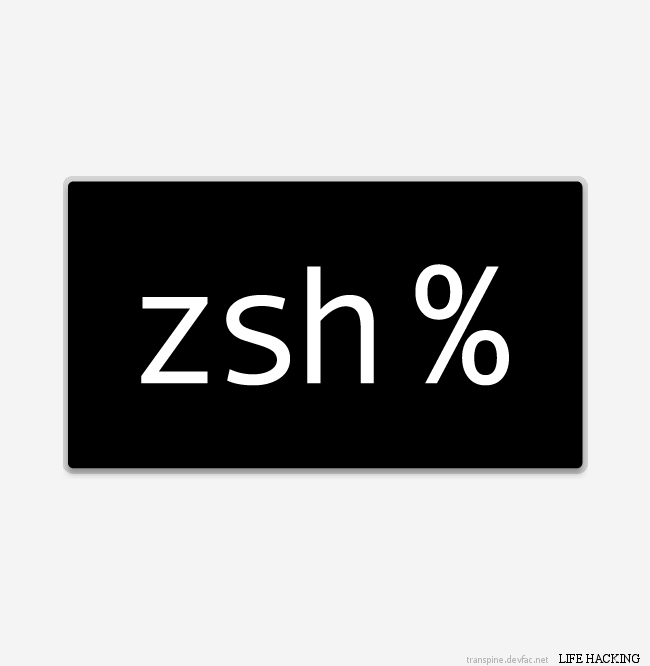 from bash to zsh - LIFE Hacking